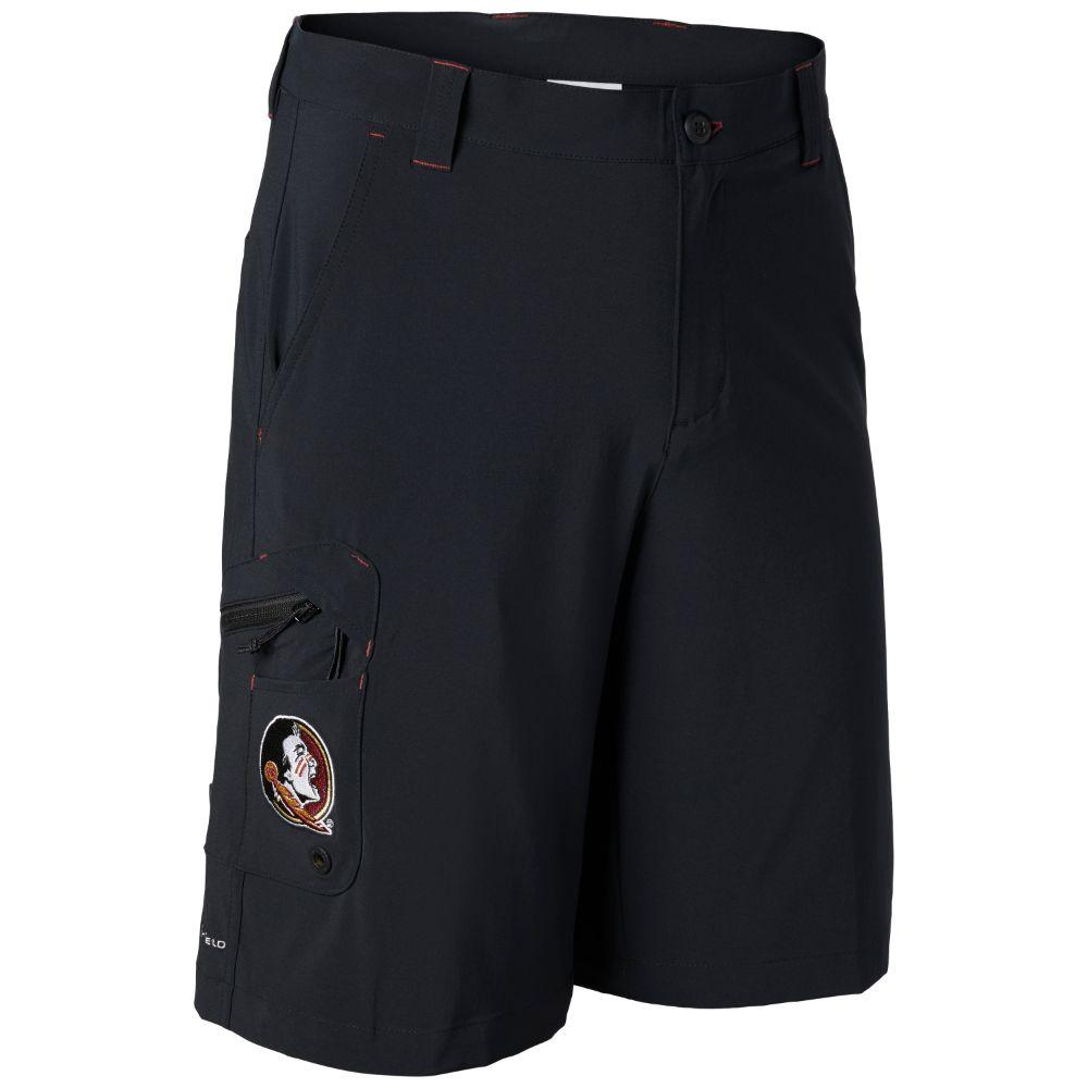 Florida State Columbia Pfg Terminal Tackle Shorts