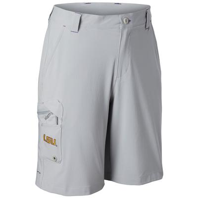 LSU Columbia PFG Terminal Tackle Shorts