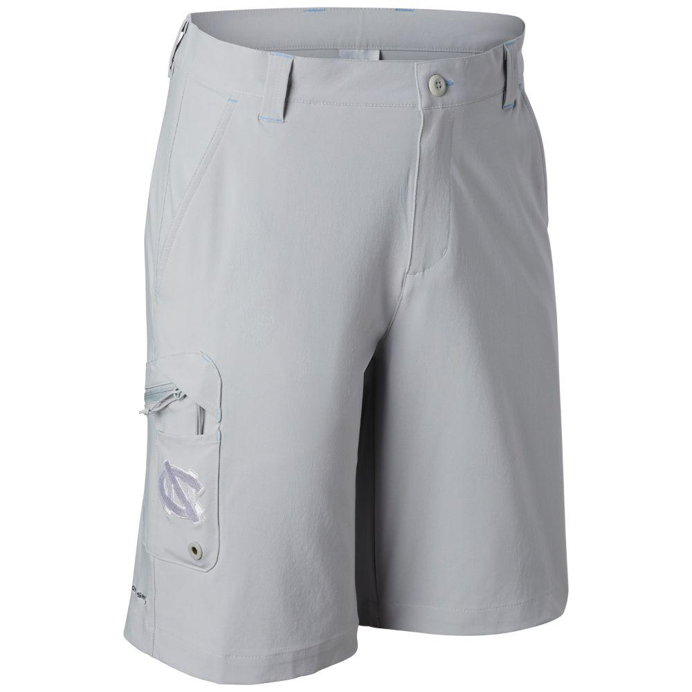 Unc Columbia Pfg Terminal Tackle Shorts