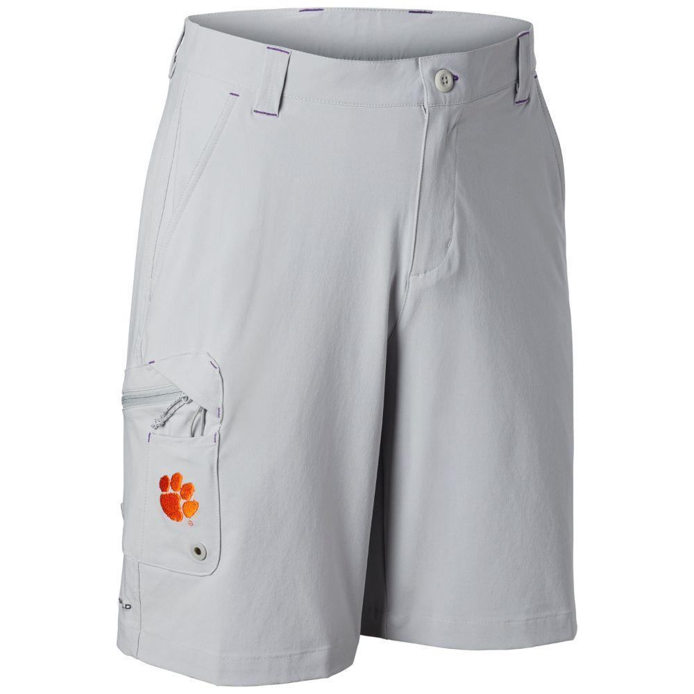 Clemson Columbia Pfg Terminal Tackle Shorts