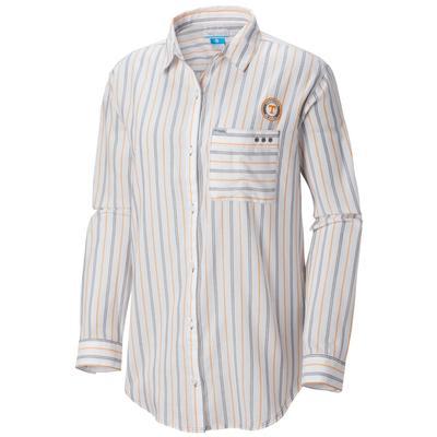 Tennessee Columbia Women's Sun Drifter III L/S Shirt