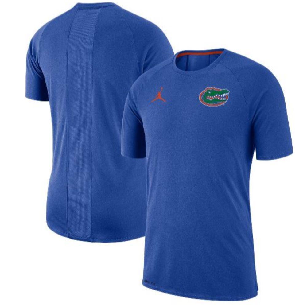 Florida Jordan Brand Alpha Dry Coaches S/S Top