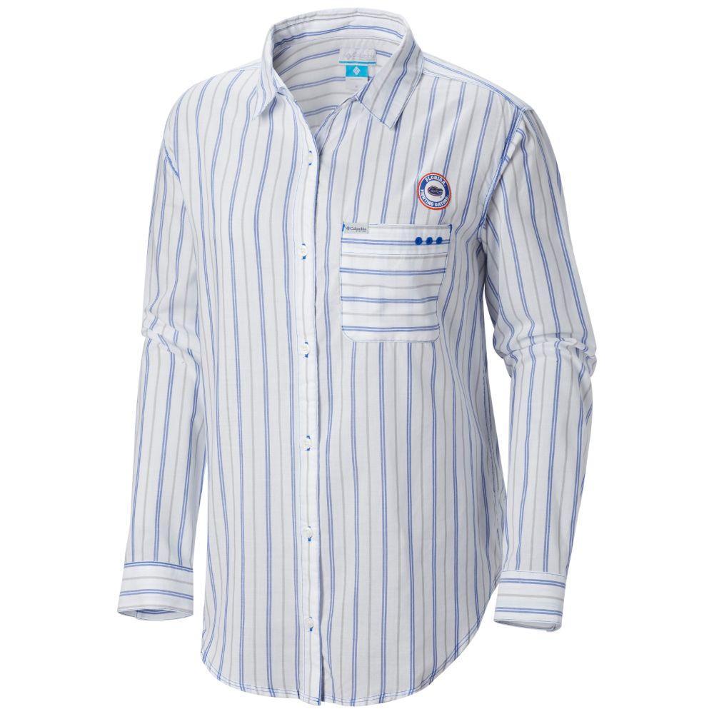 Florida Columbia Women's Sun Drifter Iii L/S Shirt