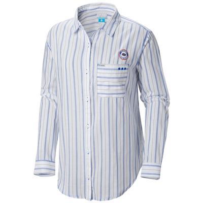 Florida Columbia Women's Sun Drifter III L/S Shirt WHITE