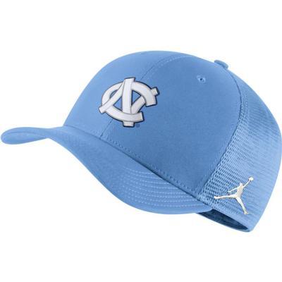 UNC Nike Aero Flex Trucker Hat