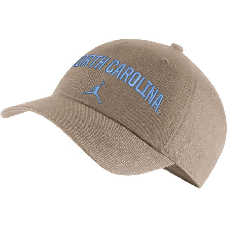 Unc Jordan Brand Heritage86 Adjustable Cap
