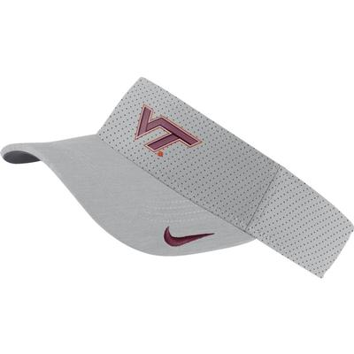 Virginia Tech Nike Aero Dri Visor