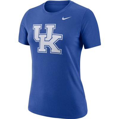Kentucky Nike Women's Short Sleeve Logo Crew Tee