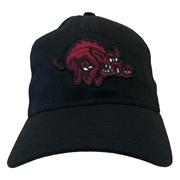 Arkansas New Era Slob Hog Vault Logo Baseball Cap