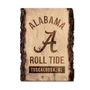 Alabama Legacy Tree Plank Sign