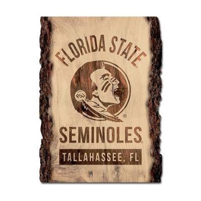 Florida State Legacy Tree Plank Sign