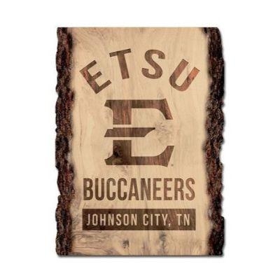 ETSU Legacy Tree Plank Sign
