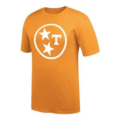 Tennessee Power T Tri-Star Short Sleeve Tee