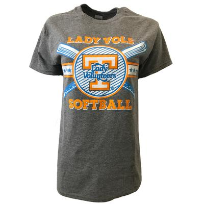 Tennessee Lady Vols Softball Short Sleeve T-Shirt