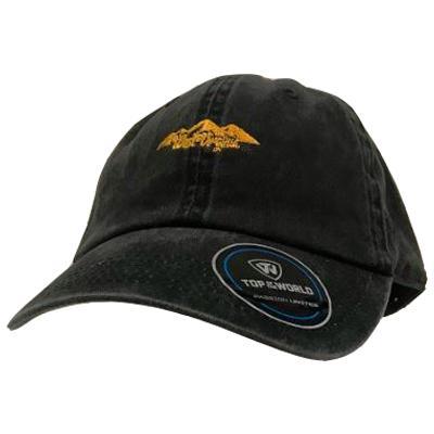 West Virginia Mountains Mini Logo Adjustable Hat