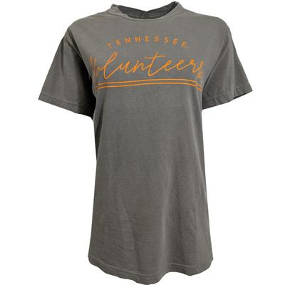 Tennessee Comfort Colors Arch Over Script Tee