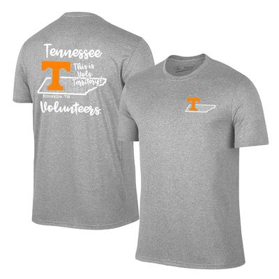 Tennessee This Is Vols Territory Short Sleeve Tee