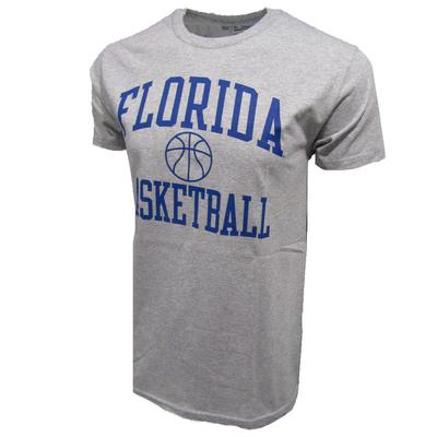 Florida Basic Basketball Tee GREY
