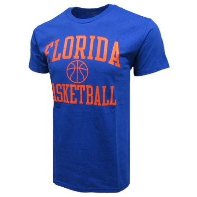Florida Basic Basketball Tee ROYAL