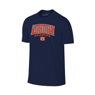 Auburn Arch Logo Grandpa T-Shirt
