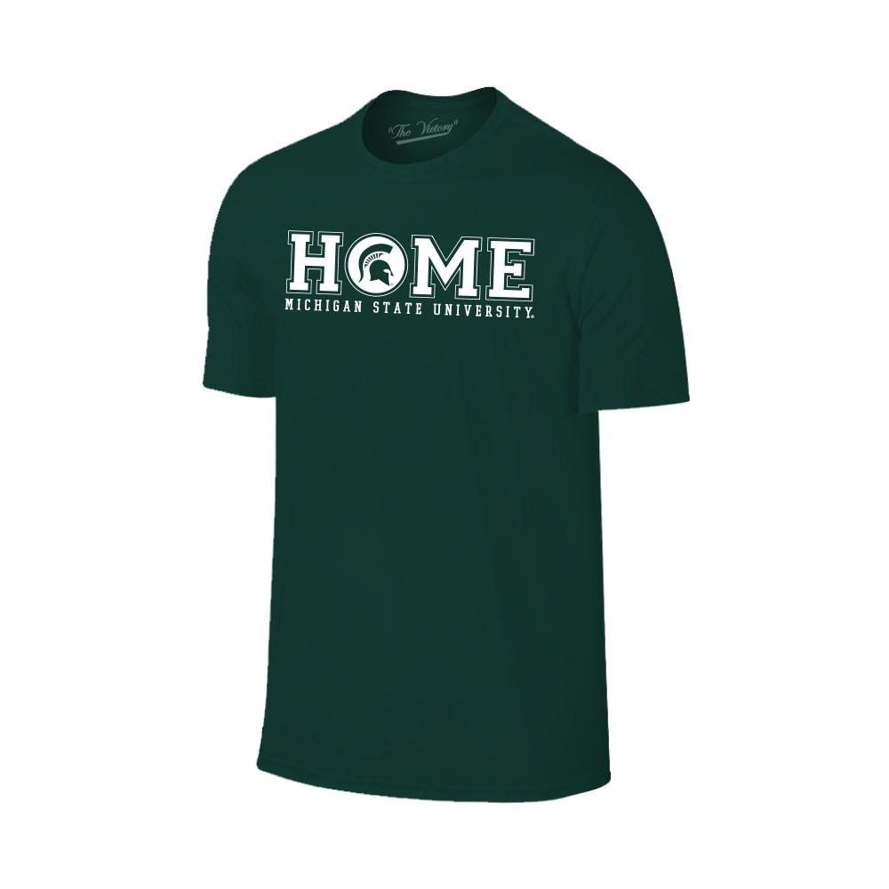 Michigan State Home Short Sleeve Tee