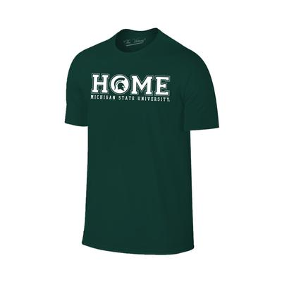 Michigan State HOME Short Sleeve Tee