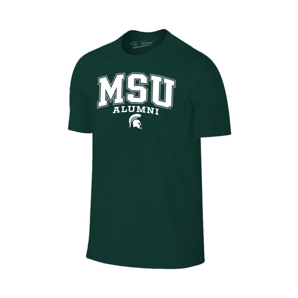 Michigan State Alumni Women's Short Sleeve Tee