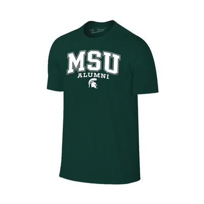 Michigan State Alumni Women's Short Sleeve Tee