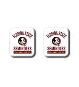 Florida State Legacy Square Fridge Magnets 2 Pack