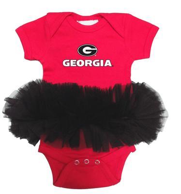 Georgia Infant Tutu Creeper
