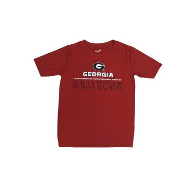 Georgia Dri Fit Gen2 Youth T Shirt
