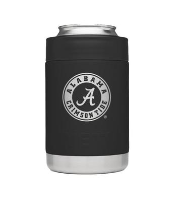 Alabama Yeti Black Powder Coated Rambler Colster
