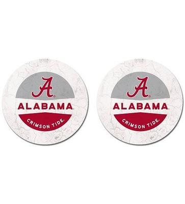 Alabama Legacy Car Coasters (2 Pack)