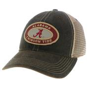Alabama Youth Legacy Mesh Trucker Oval Patch Hat