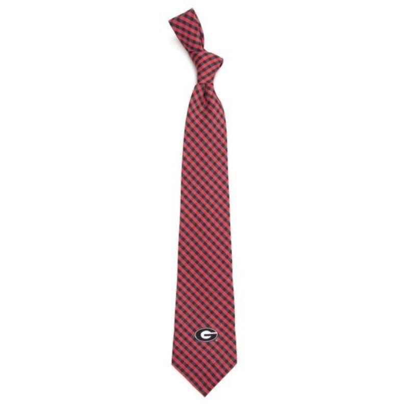 Georgia Gingham Tie