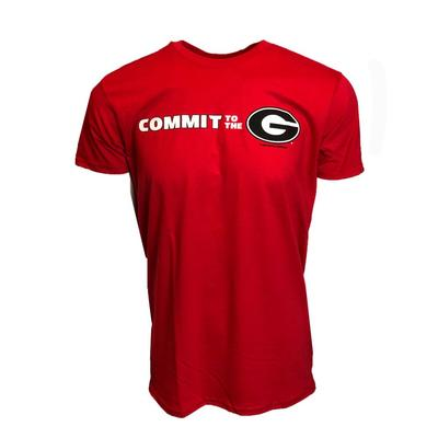 Georgia Commit to the G T Shirt