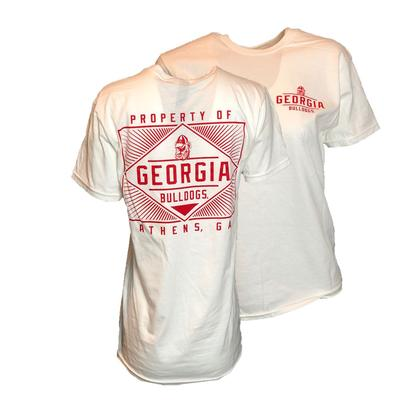Property of Georgia Bulldogs T Shirt