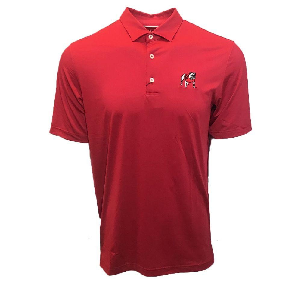 Georgia Johnnie- O Birdie Jersey Polo