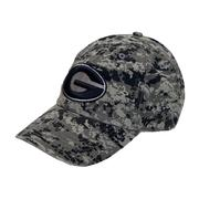 Georgia 47 ' Camo American Flag Hat