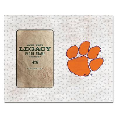 Clemson Legacy Penelope Picture Frame - 8 X 10