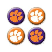Clemson Legacy Fridge Magnets 4 Pack