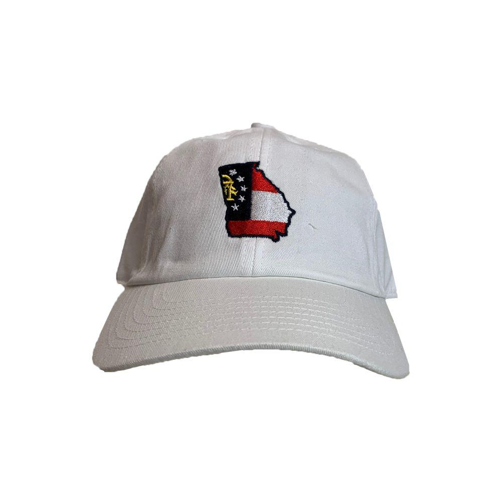 Georgia State Traditions White Hat
