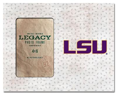 LSU Legacy Penelope Picture Frame - 8 X 10