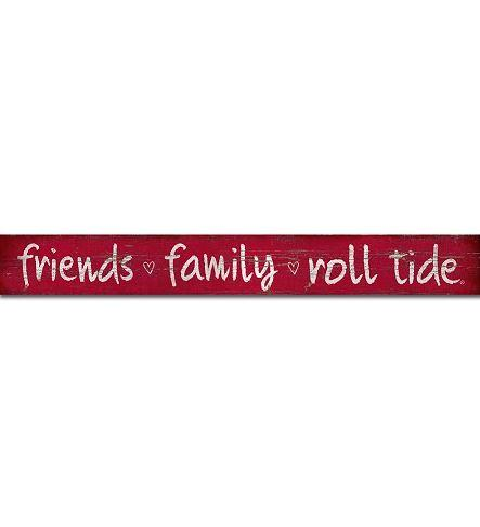 Alabama Legacy Door Plank Friends And Family 4