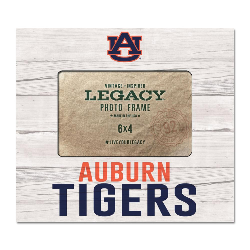 Auburn Tigers Legacy Picture Frame