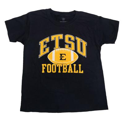 ETSU Youth Arch Football T-Shirt