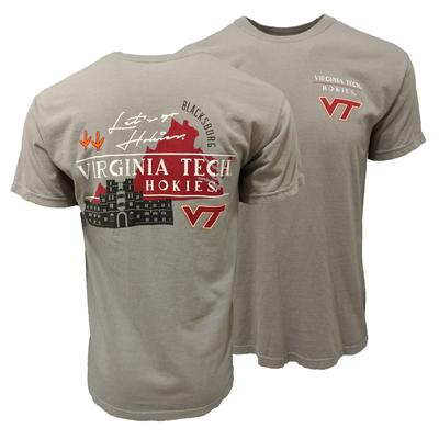 Virginia Tech Comfort Colors Icon T-Shirt