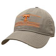 Tennessee Light Grey Bar Logo Hat