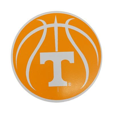 Tennessee Basketball Power T 3 Inch Magnet