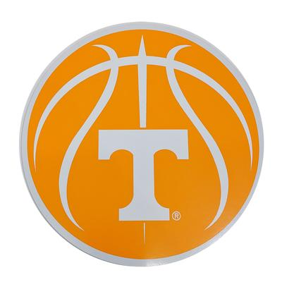 Tennessee Basketball Power T 6 Inch Magnet